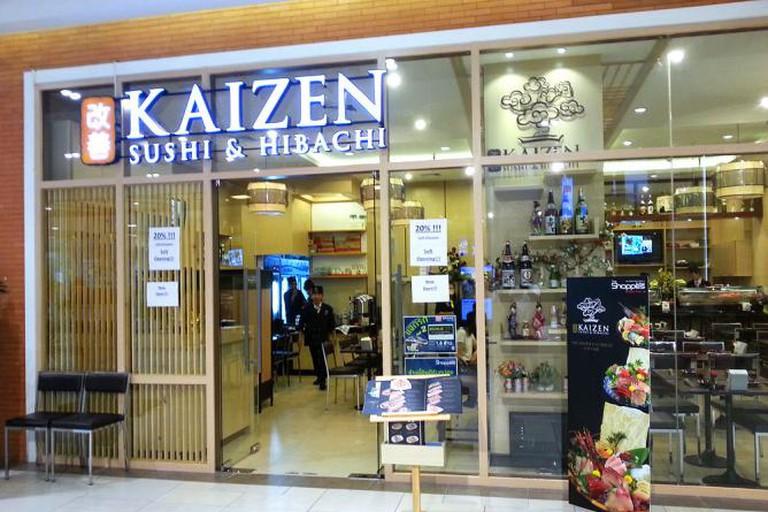 Kaizen Sushi & Hibachi