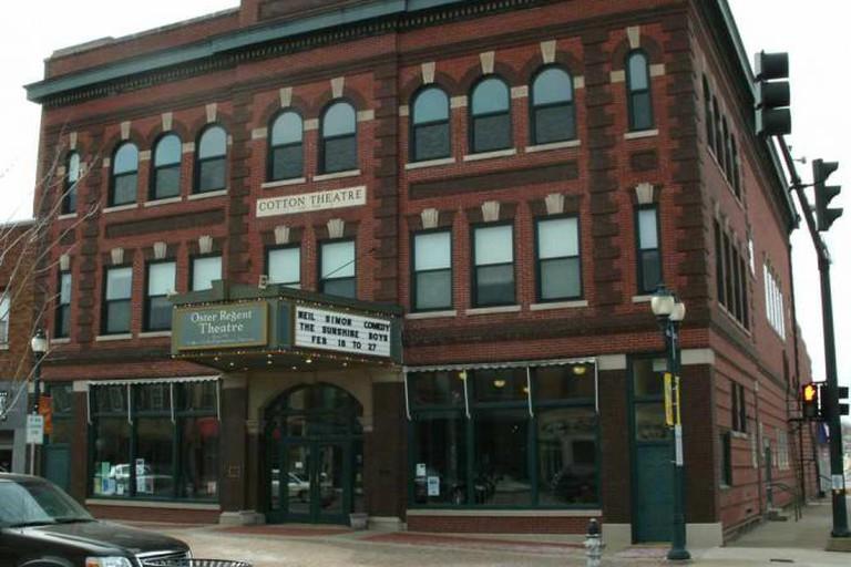 Cotton Theatre in Cedar Falls