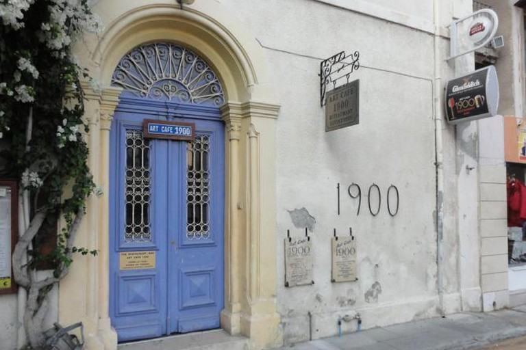 Art Cafe 1900, Larnaca