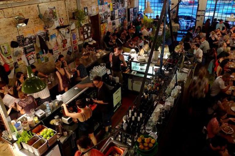 The Vegie Bar