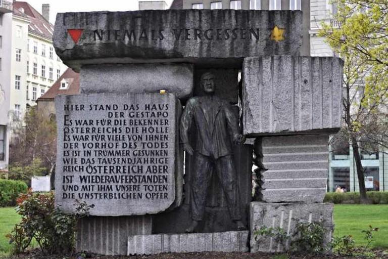 Gestapo Memorial