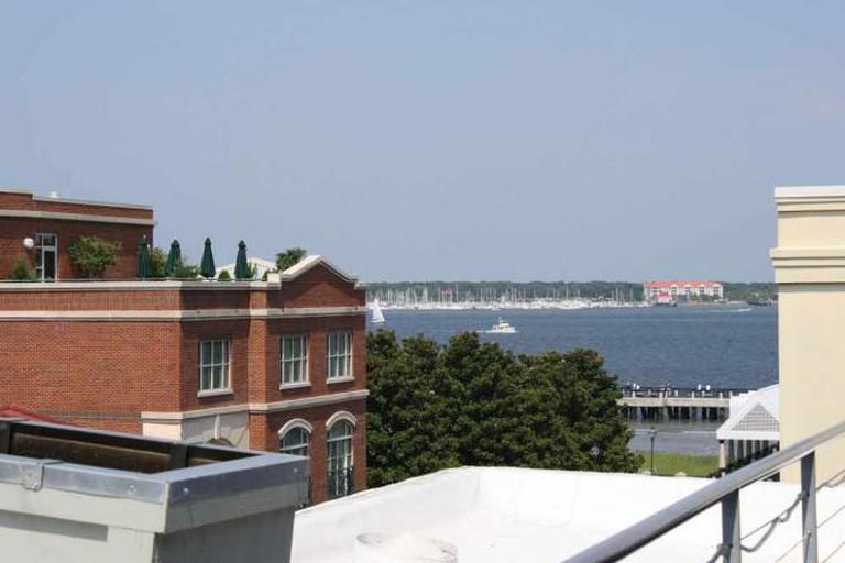 Vendue's Rooftop View