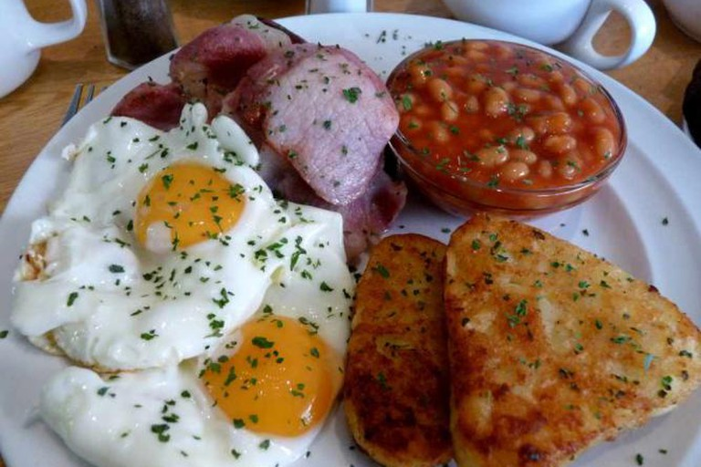 Irish breakfast – Cafespresso, Cork