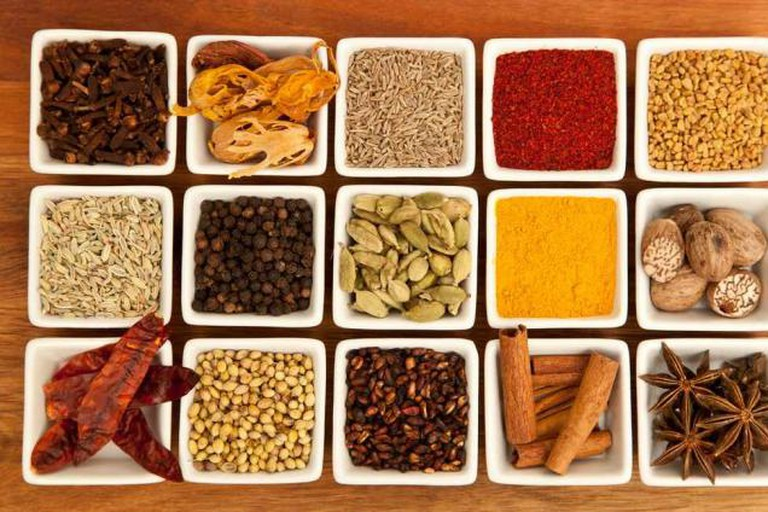 Indian Spices l