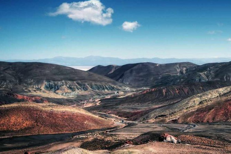 Landscape around Salta