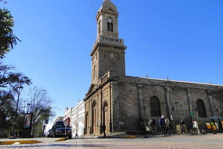 La Serena's cathedral
