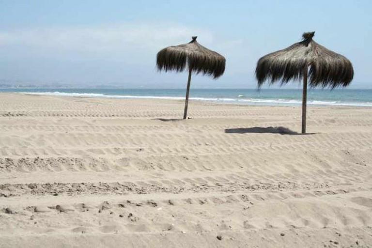 La Serena's beach