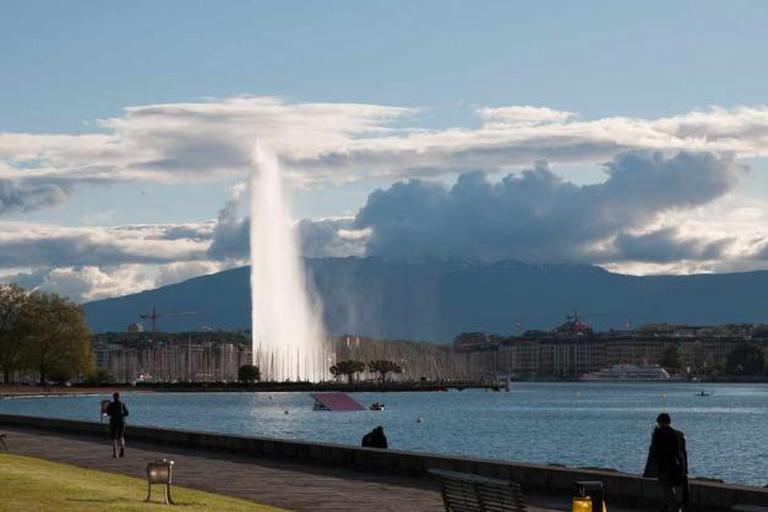 The Jet d'eau