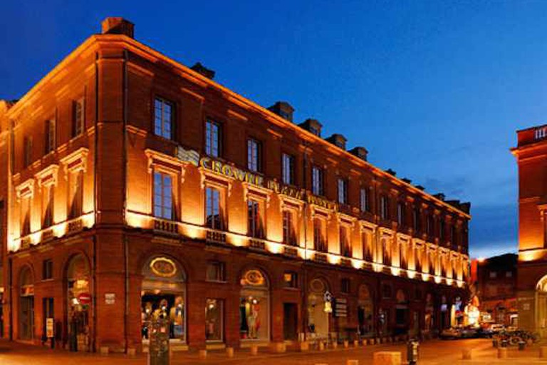 Toulouse Crown Plaza Hotel