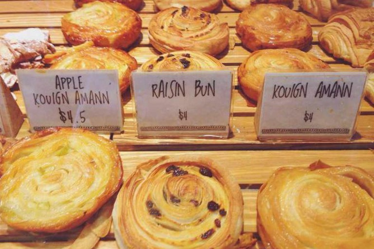 Pastries at Tiong Bahru Bakery