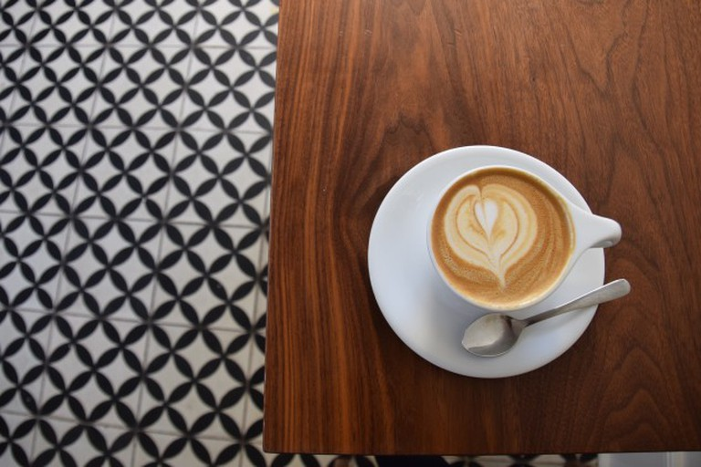 Best coffee in town?