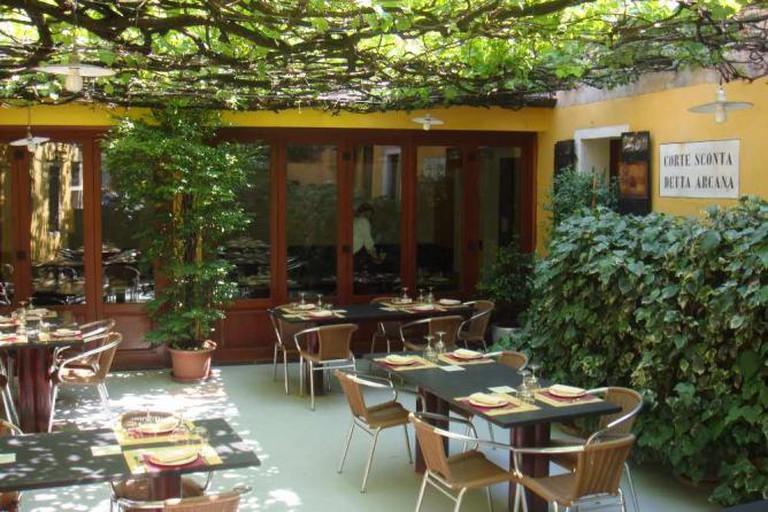 Corte Sconta is hidden away from Venice's main sights