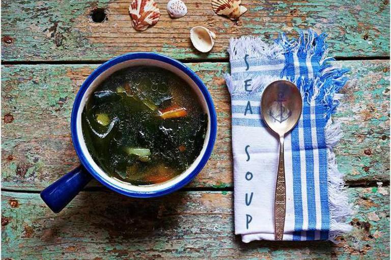 Ukha soup