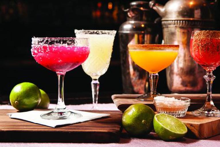 Cocktails at Eau-de-Vie