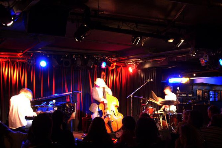 The Gerard Masters Trio at The Basement