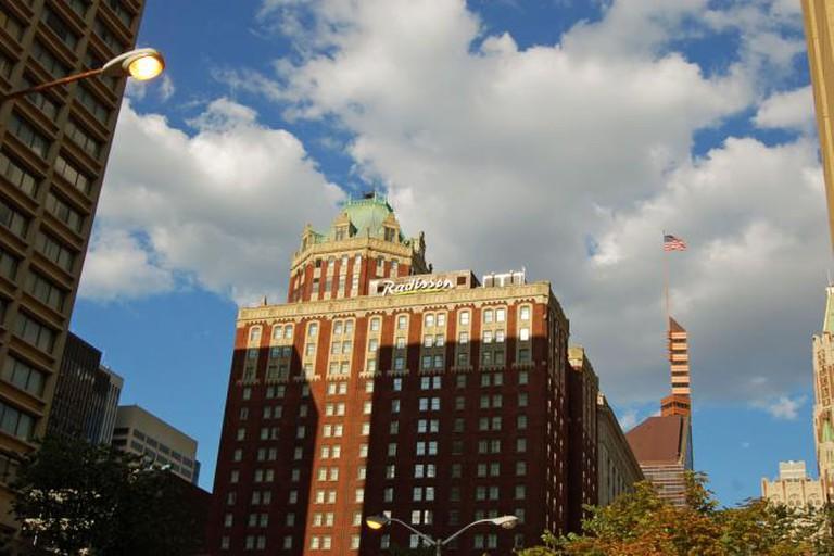 Lord Baltimore Hotel, Baltimore