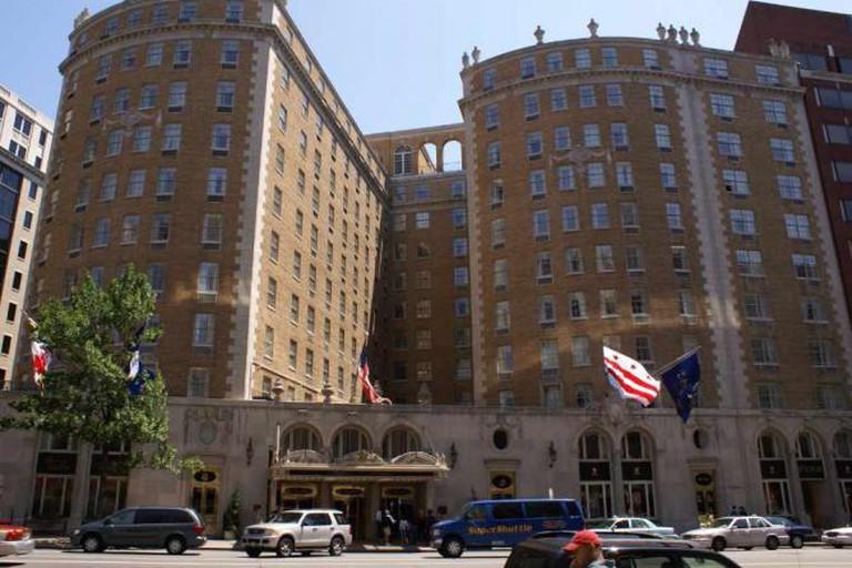 The Mayflower Hotel