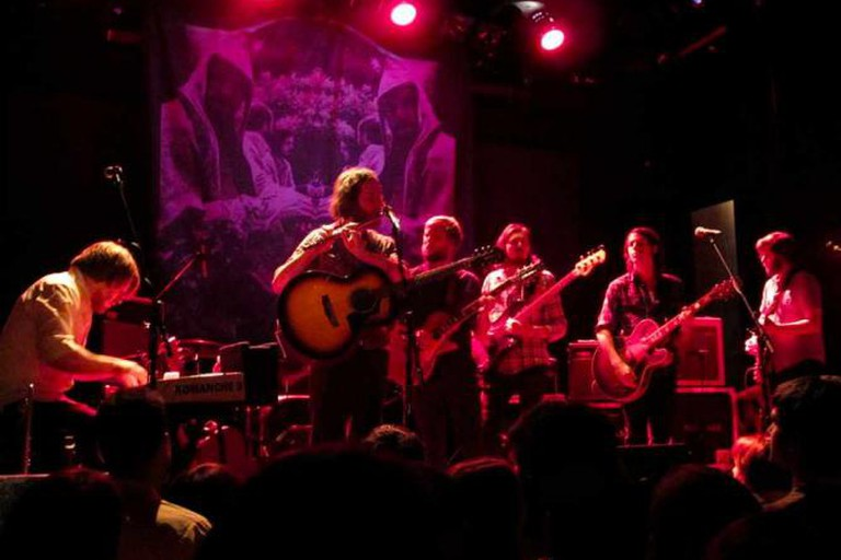 Midlake at the Bowery Ballroom
