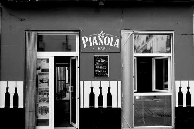 La Pianola Bar, Madrid