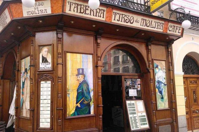 Taberna Tirso de Molina, Madrid