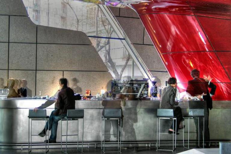 Café Reina Sofia