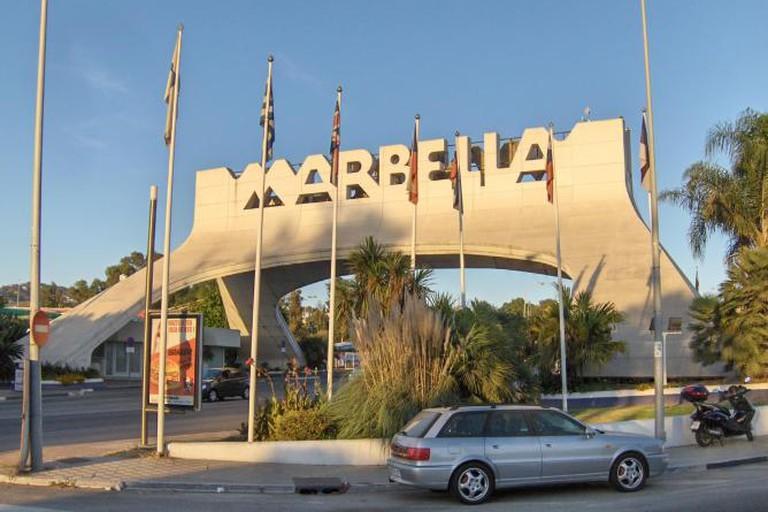 Arco de Marbella