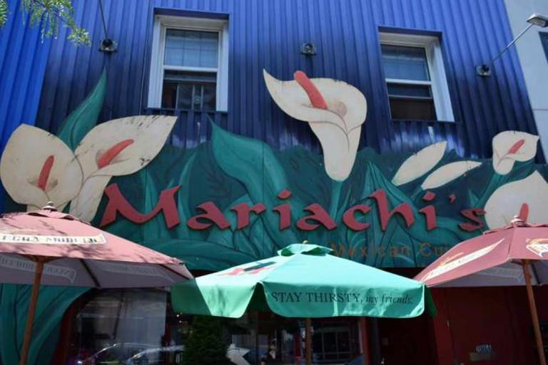 Mariachi's