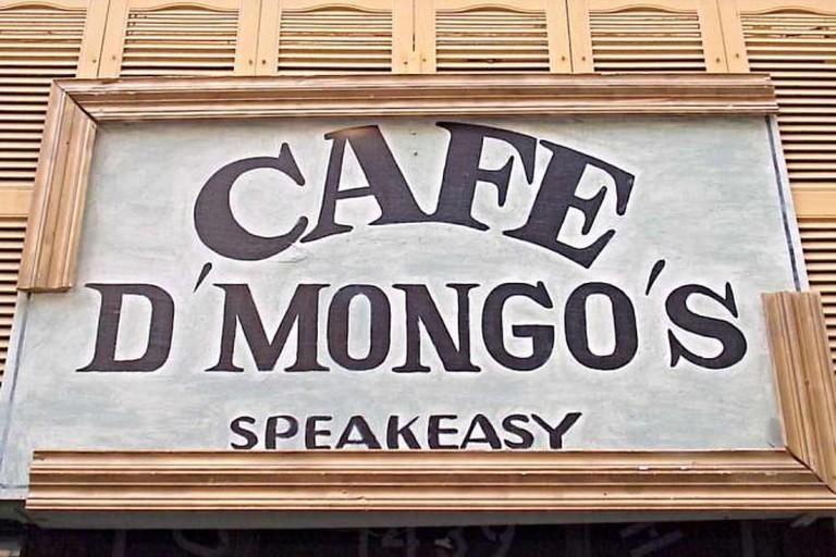 Café D'Mongo's Speakeasy