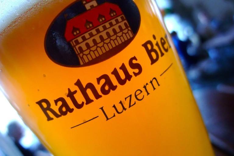 Rathaus weissbier
