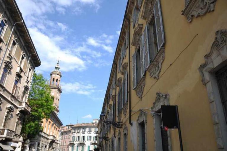 Parma's streets