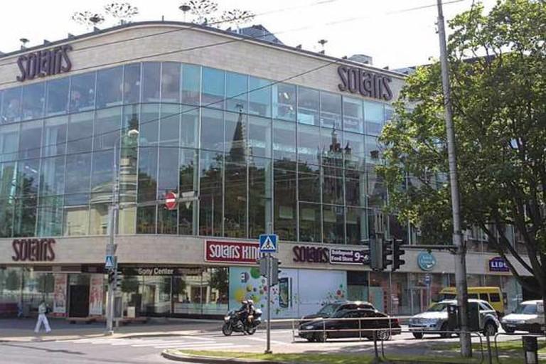 Solaris Shopping Center
