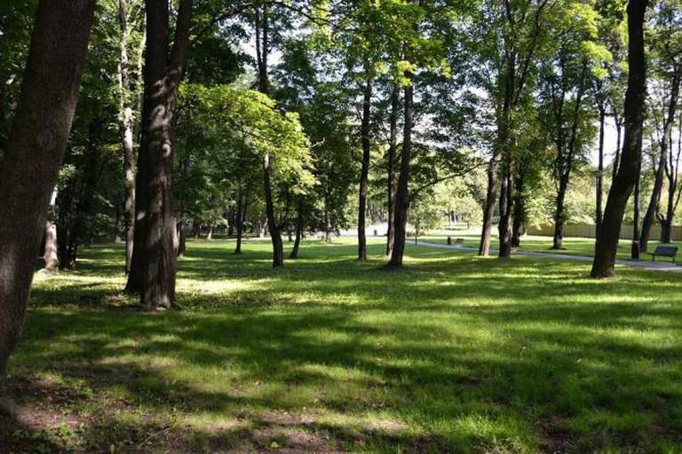 Park in Kalamaja
