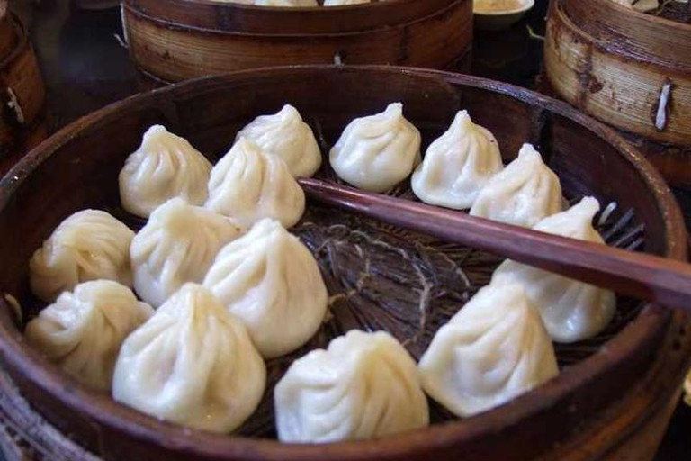 Xiao Long Bao (steamed buns)