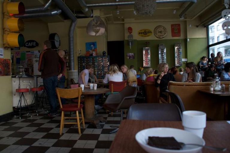 Café String, Stockholm
