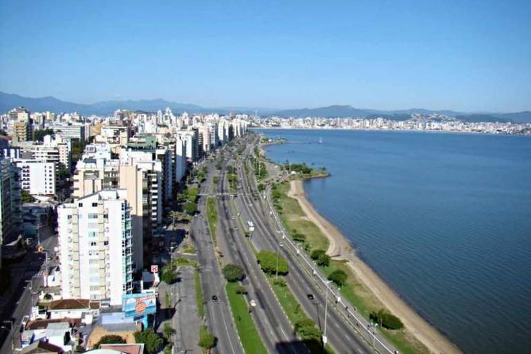 Avenida Beira Mar, Florianópolis