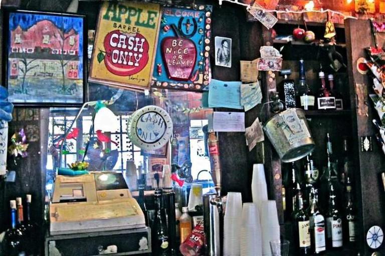 Apple Barrel Bar