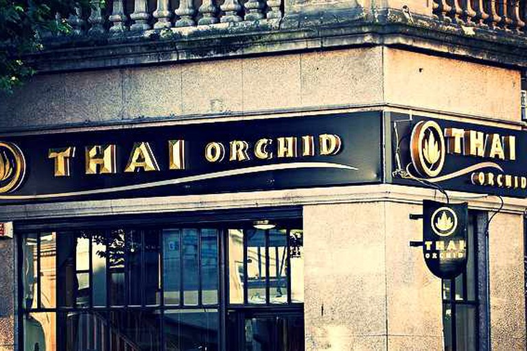 The Thai Orchid Restaurant