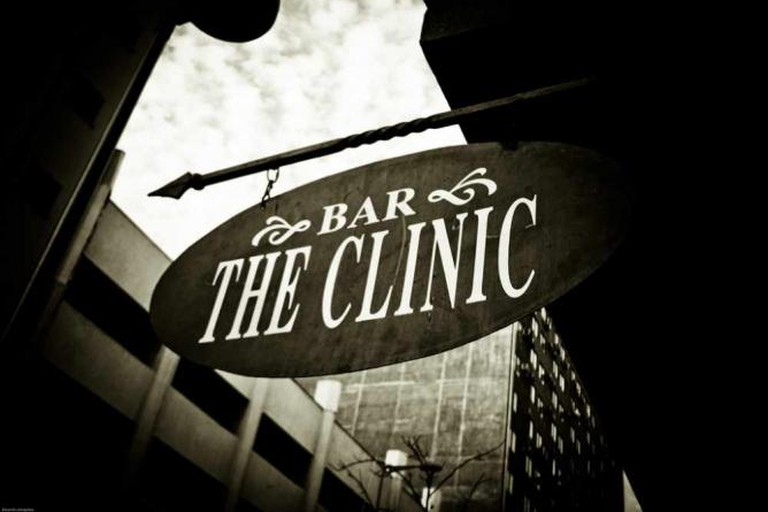Bar The Clinic