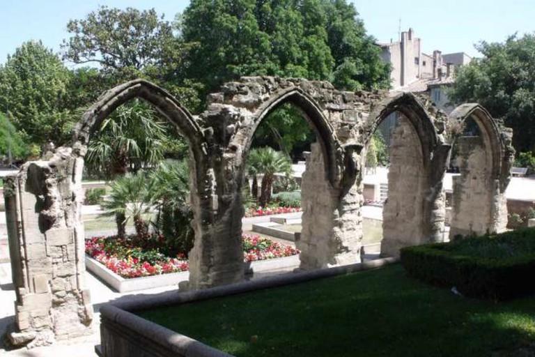 Saint Martial ruins