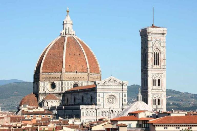 View from the Terrazza Brunelleschi