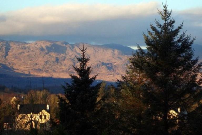 Clarcam & Blue Stack Mountains