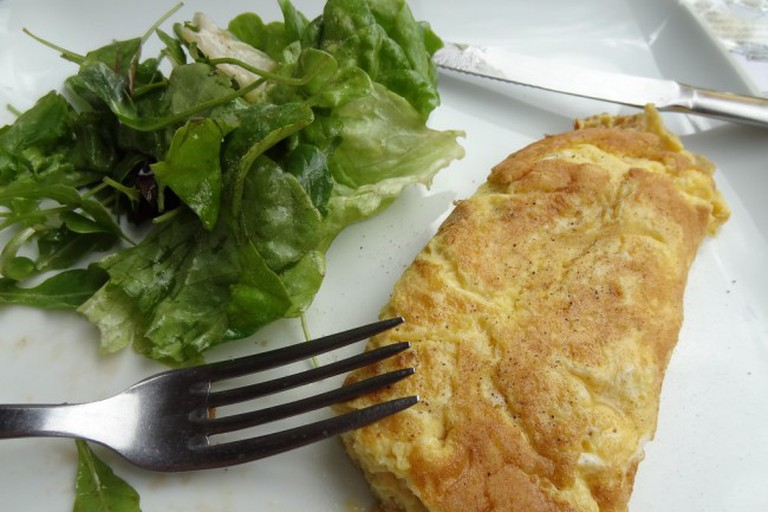 French Omelette