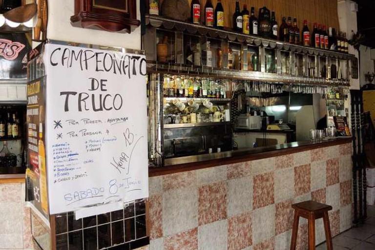 Truco, Madrid