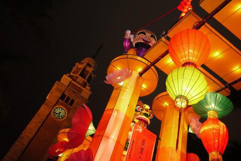 Clock Tower in Tsim Sha Tsui