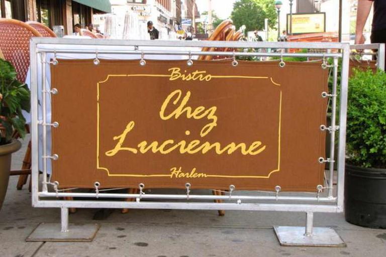 Chez Lucienne Fence
