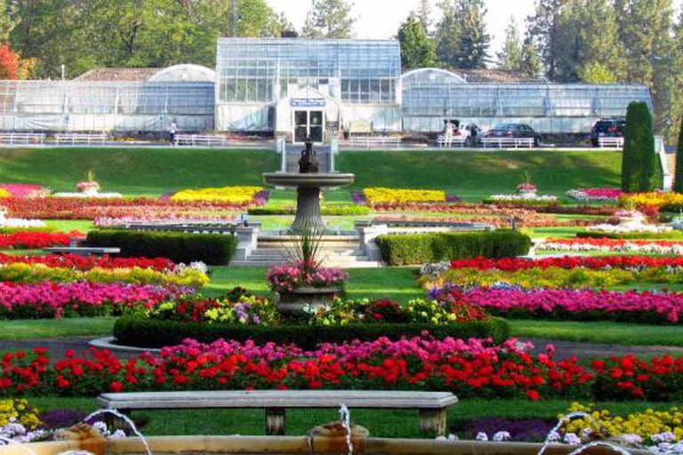 Duncan Garden in Manito Park