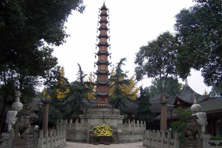 Chengdu Wenshuyuan Tower