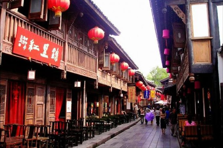 Jinli Historical District