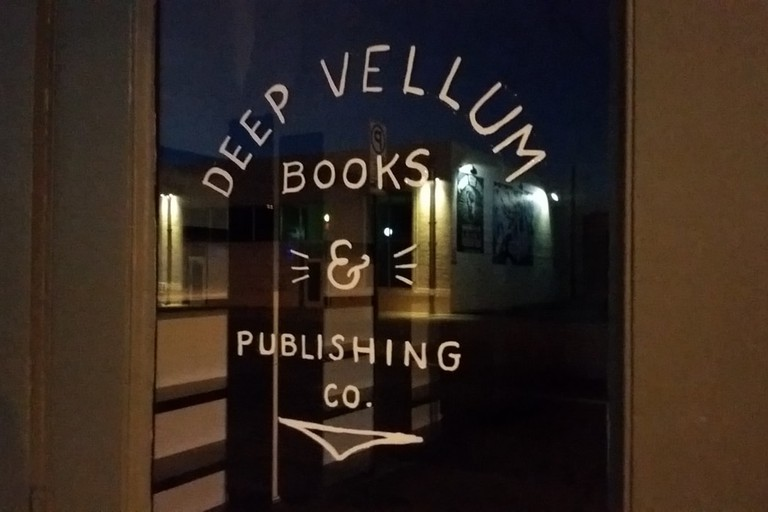Deep Vellum Books is part bookstore, part publishing company