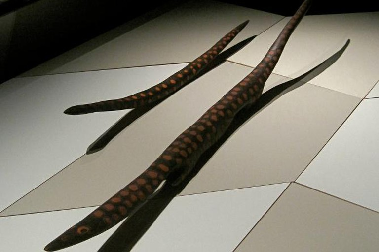 Aboriginal Art at the Australian Museum